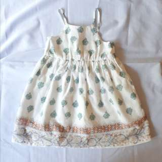 OLD NAVY dress (size 12-18mos)