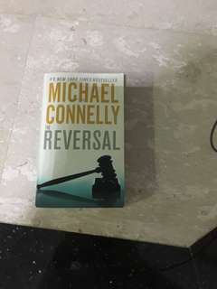 Michael Connelly the Reversal book