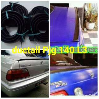 Ductail ruber universal