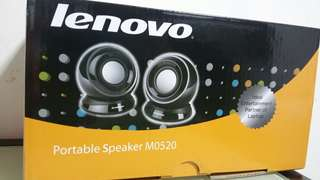 Lenovo Portable Speaker M0520 小喇叭