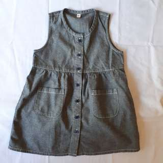 MUJI dress (size 100)