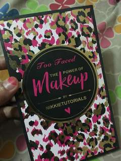 Inspired Too Faced