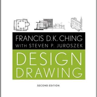 Design Drawing, Francis D.K Ching