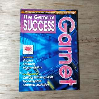 The Gems Of Success Magazine Garnet