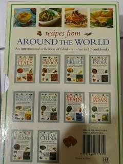 Around the world recipes