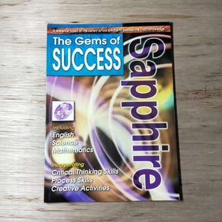 The Gems Of Success Magazine Sapphire