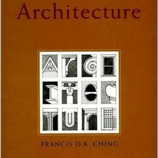 Visual Dictionary of Architecture, Francis D.K Ching