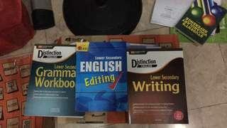 Lower secondary assessment books