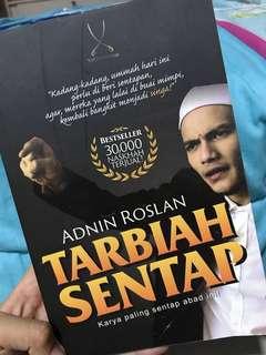 Tarbiah Sentap by Adnin Roslan