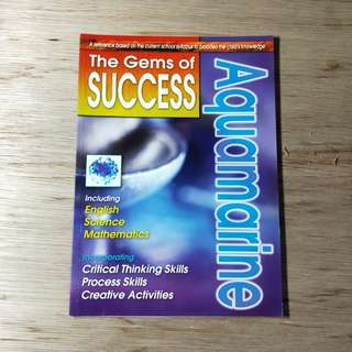 The Gems Of Success Magazine Aquamarine