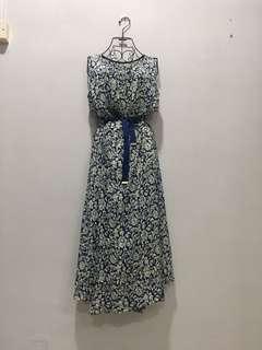 🌹NEW - Japan Florals Dress 137