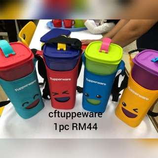 Tupperware Brands 2L bottles
