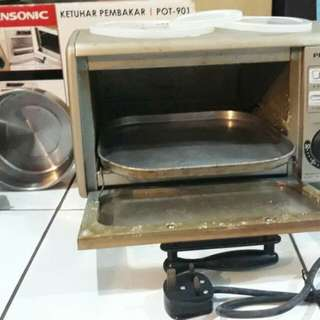 Oven to sell