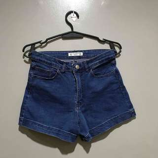 High waisted Pull&Bear shorts