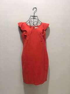 ♥️Red Dress 134
