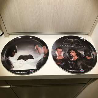 🆕💯2 for RM 9 Batman vs Superman Plate