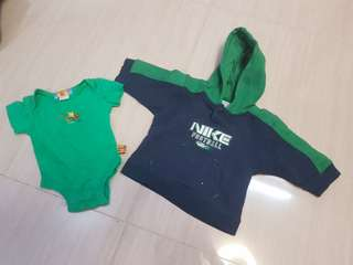 Baby boy Clothes(repriced php200)