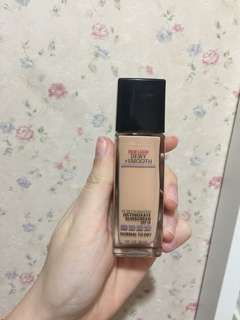 Maybelline fit me foundation (shade 115 ivory)