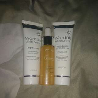 Wardah skin care