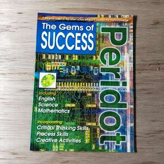 The Gems Of Success Magazine Peridot