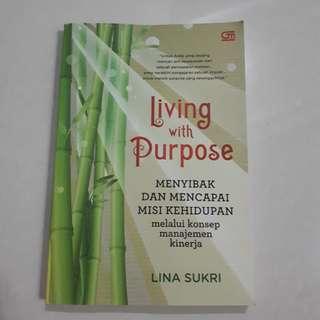 Buku self-help: Living with Purpose