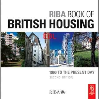 British Housing, Riba