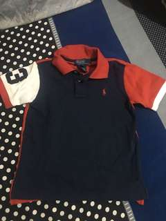 polo shirt ralph Lauren size 5