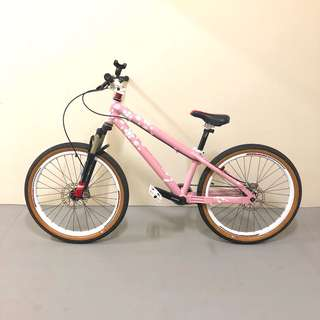 Womens custom bicycle