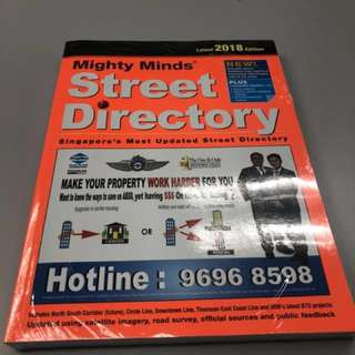 Street Dictionary 2018 (Mighty Minds)