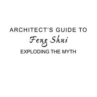 Architecture Feng Shui Guide Ebook