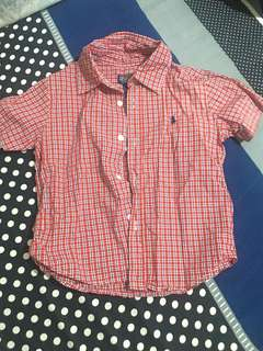 polo by ralph lauren size 5