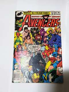 AVENGERS # 181 1ST APPEARANCE OF ANT MAN