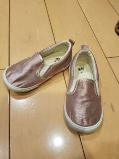 Glittery Pink Casual Shoes