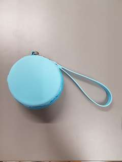 Macaroon Pouch (Foundation / Make Up Holder)