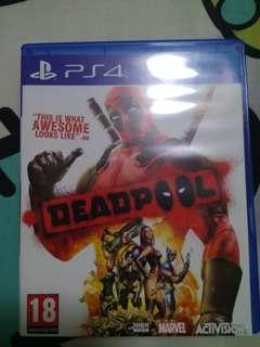 Ps4 deadpool