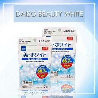 Daiso Beauty White