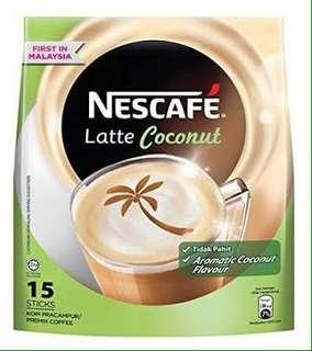Nescafé Latte Coconut
