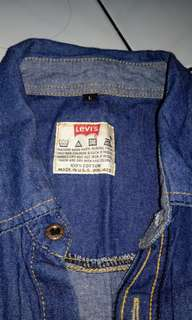 Levi's made in USA original