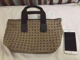 Bally Fabric Bag