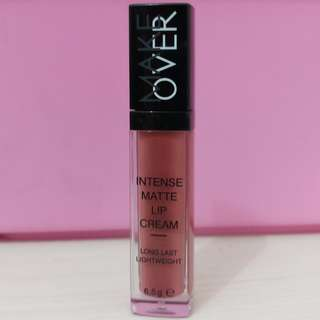 "Make Over Intense Matte Lip Cream shade 004 ""VANITY"""