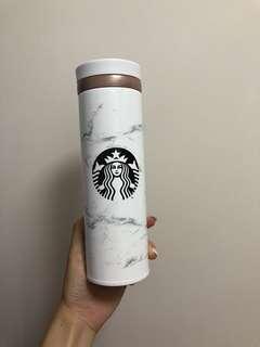 **現貨***Starbucks 星巴克 marble thermos 雲石杯 500ml