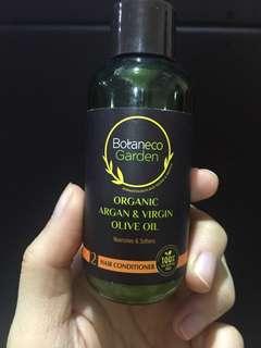 Organic Argan & Virgin Olive Oil Hair Conditioner