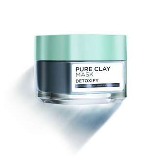 Loreal pure clay mask purify