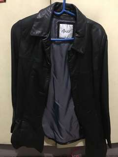 Unbranded leather jacket
