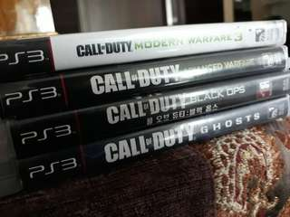 4 in 1 Cod Games