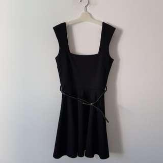 Miss Selfridge Dress Black