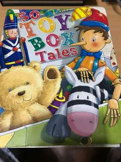 50 toy box tales & 50 classic fairy tales