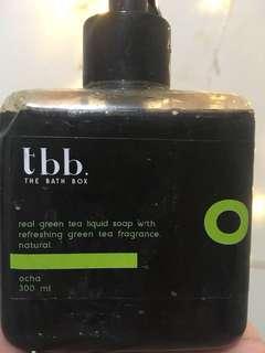 The bathbox ocha liquid soap