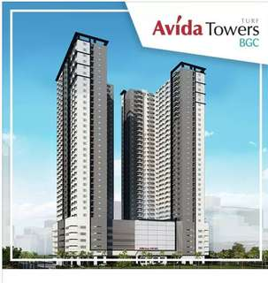 Rent to own condominium in bgc, taguig