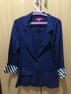 Candie's Blue Coat
